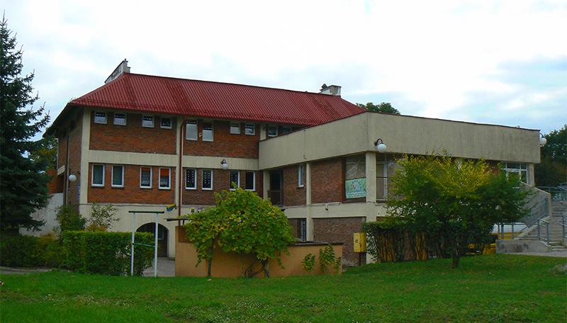 Budynek Poradni PPP1 w Katowicach